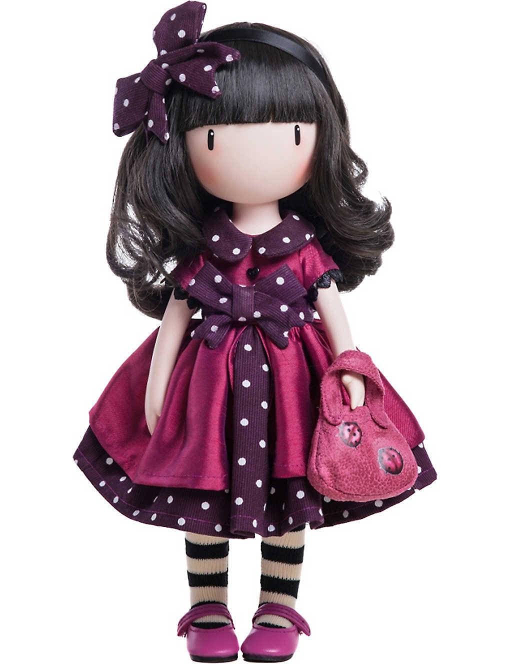 e6521484ab6 GORJUSS DOLLS - Ladybird doll | Selfridges.com