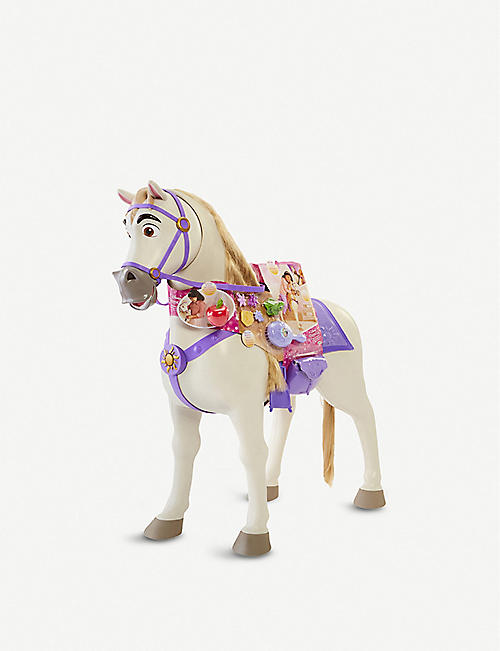 DISNEY PRINCESS Tangled Maximus Horse 81cm