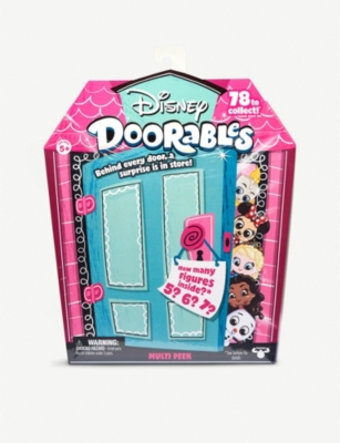 DISNEY PRINCESS Doorables Multi-Peek Pack
