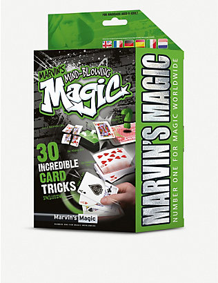 MARVINS MAGIC: 30 Incredible Card Tricks