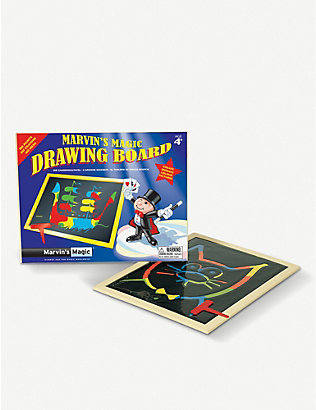 MARVINS MAGIC: Drawing board playset