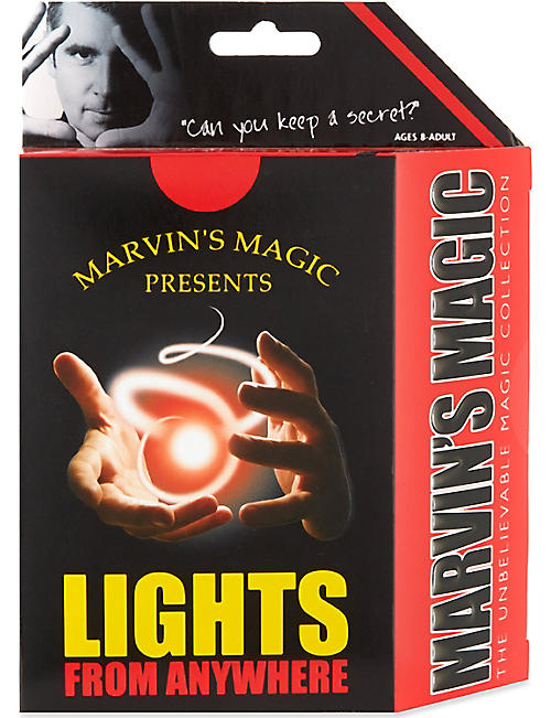 MARVINS MAGIC Lights from Anywhere Adult magic trick