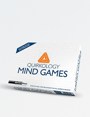 MARVINS MAGIC Quirkology Mind Games set