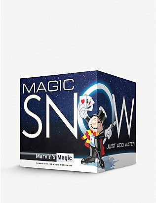 MARVINS MAGIC: Magic Snow
