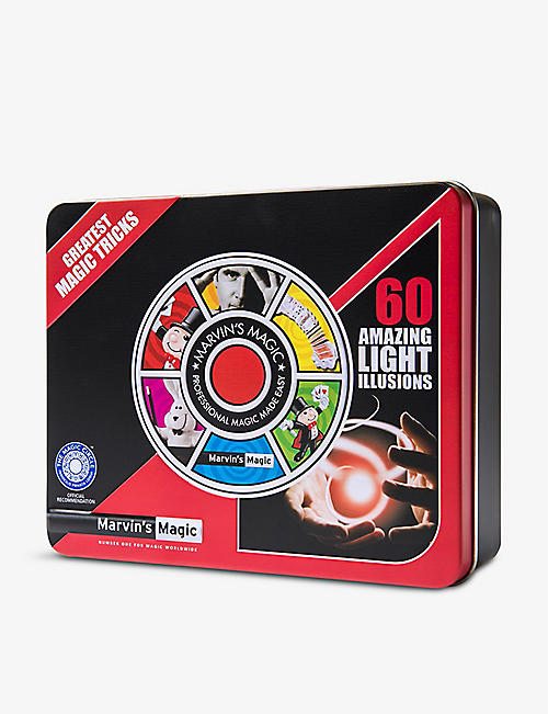 MARVINS MAGIC 60 Light Illusions magic set