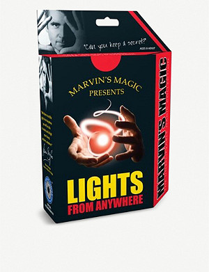 MARVINS MAGIC Lights From Anywhere magic trick set