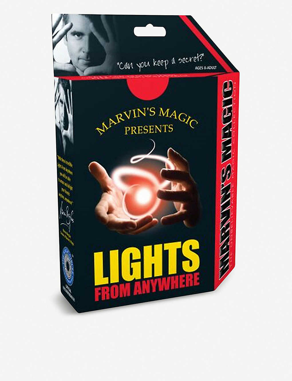 MARVINS MAGIC: Lights From Anywhere magic trick set