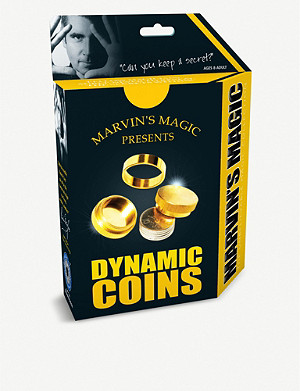 MARVINS MAGIC Dynamic Coins magic trick set
