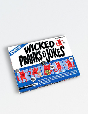 MARVINS MAGIC Wicked Pranks & Tricks game