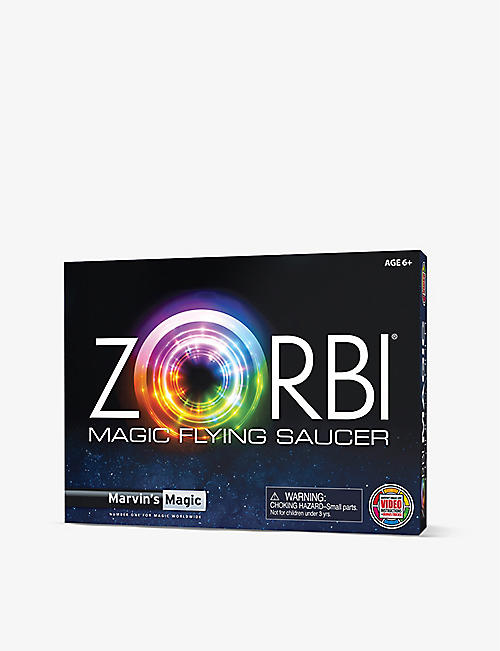 MARVINS MAGIC: Zorbi Magic Flying Saucer