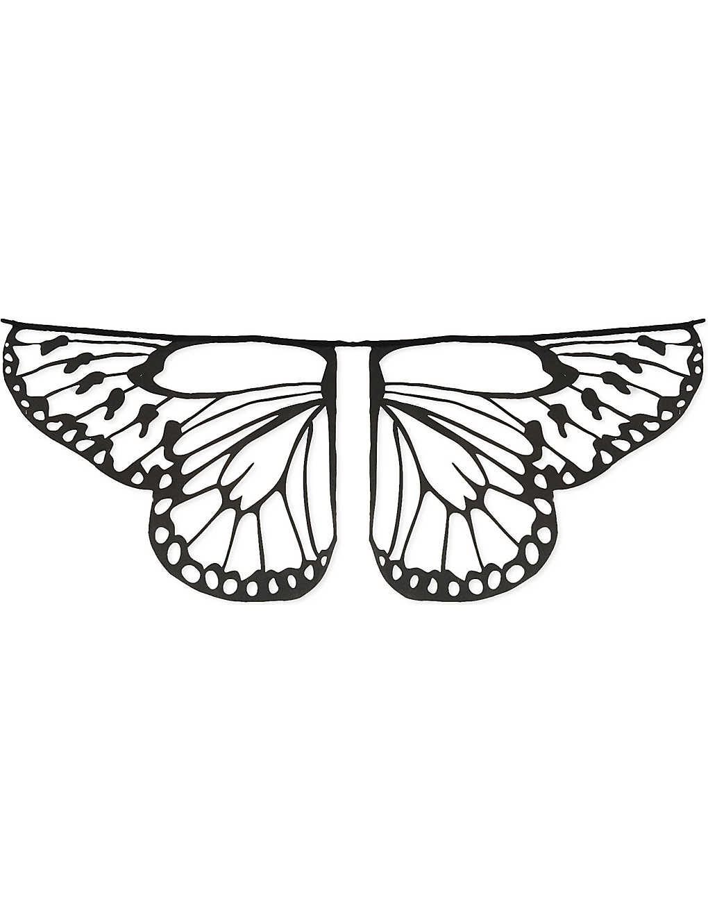 Design Your Own Butterfly Wings Seedling