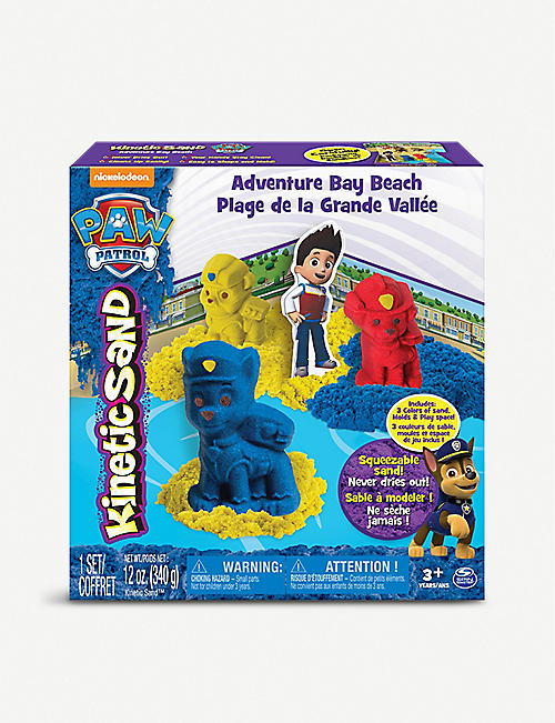KINETIC SAND Adventure Bay Beach playset