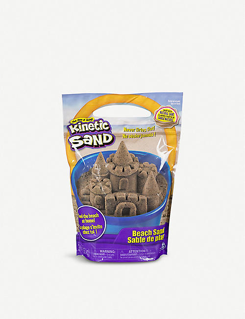 KINETIC SAND: Natural Beach sand 1360g