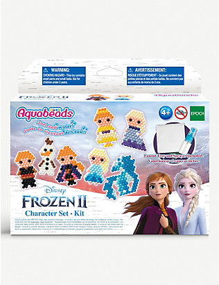 AQUABEADS: Frozen II character bead set