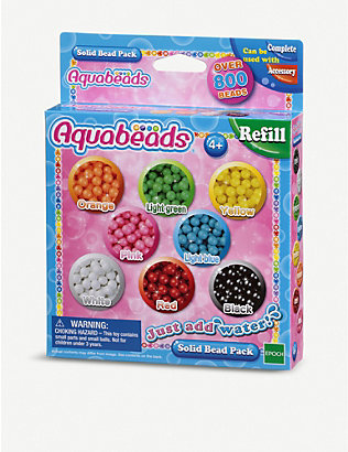 AQUABEADS: Solid Bead Pack