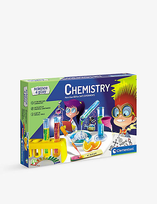 SCIENCE MUSEUM Chemistry set