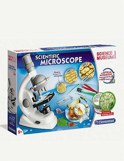 SCIENCE MUSEUM Scientific microscope set