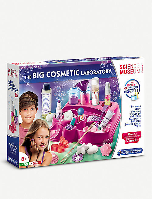 SCIENCE MUSEUM Big Cosmetics Laboratory set