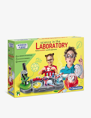 SCIENCE MUSEUM Science laboratory set