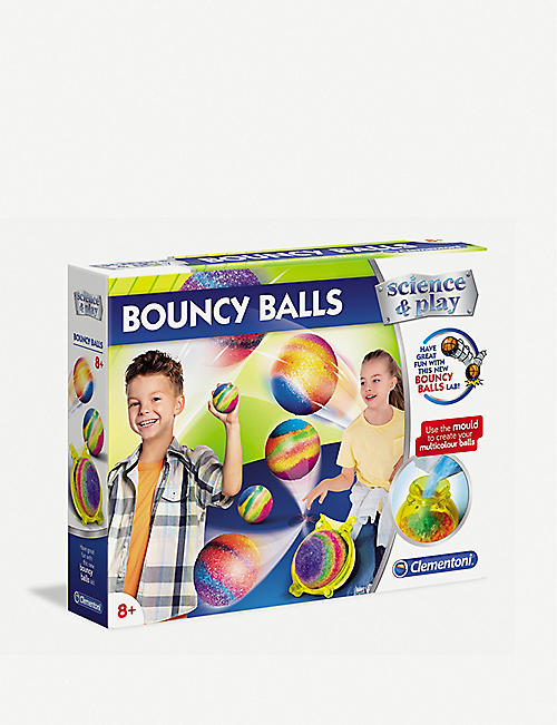 SCIENCE MUSEUM Bouncy ball making kit