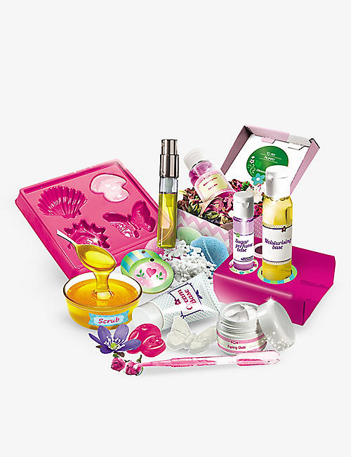 SCIENCE MUSEUM Perfume and Cosmetics Laboratory set