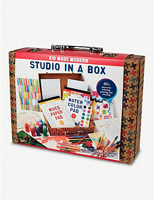 KID MADE MODERN: Studio in a box set