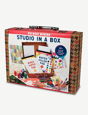 KID MADE MODERN Studio in a box set