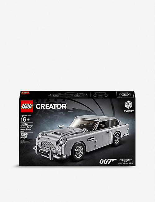 LEGO: LEGO® Creator 10262 James Bond™ Aston Martin DB5 play set