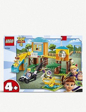 LEGO Juniors Buzz & Bo Peep's Playground Adventure set