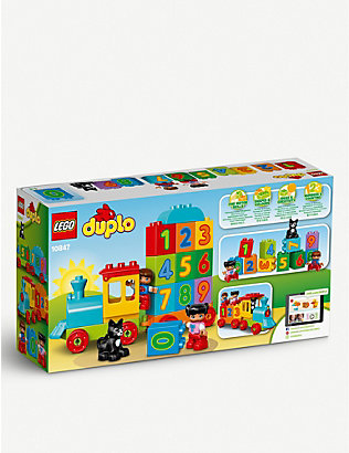 LEGO: DUPLO? Number Train