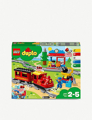 LEGO Steam train set