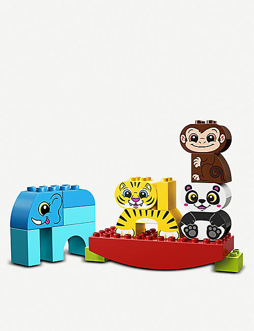 LEGO My First Balancing Animals playset