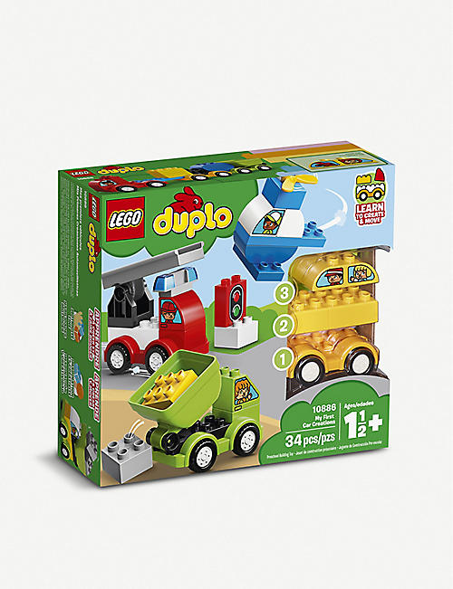LEGO: DUPLO® My First Car playset