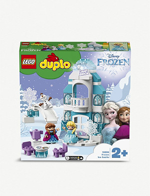 LEGO DUPLO? Frozen Ice Castle