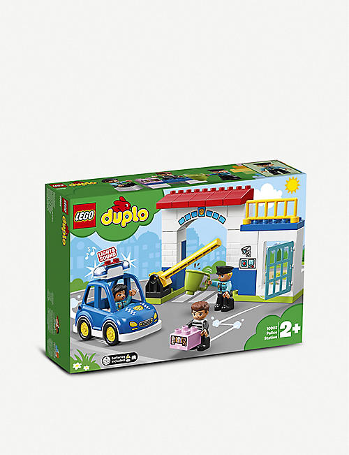 LEGO Police Station playset