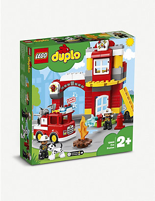 LEGO: Fire Station playset