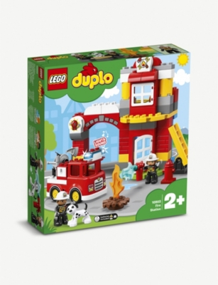 LEGO Fire Station playset