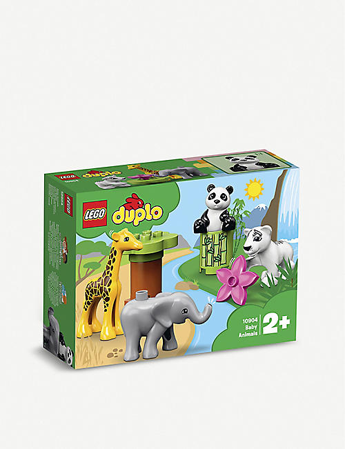 LEGO DUPLO Baby Animals playset