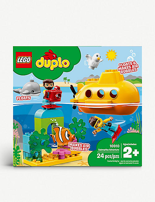 LEGO: DUPLO® Submarine Adventure
