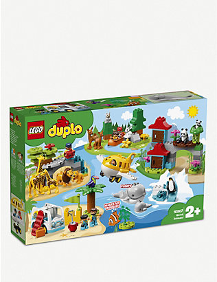 LEGO: DUPLO® World Animals set