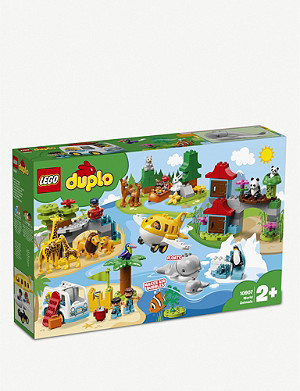 LEGO DUPLO® World Animals set