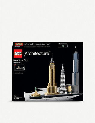 LEGO: Architecture New York City set