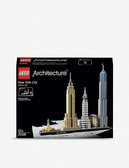 LEGO Architecture New York City set