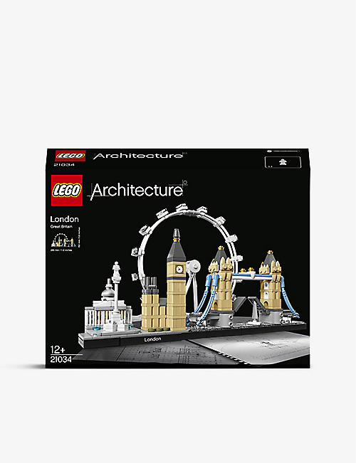 LEGO: LEGO® Architecture 21034 London set