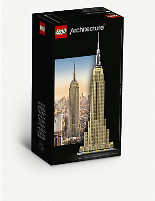 LEGO: LEGO? Architecture 21046 Empire State Building set