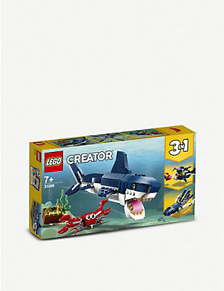 LEGO: LEGO® Deep Sea Creatures 3-in-1 playset