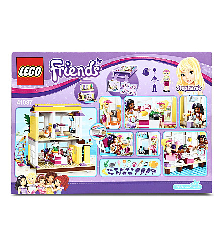 LEGO   Friends Stephanies beach house