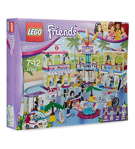LEGO   Friends Heartlake City Mall set