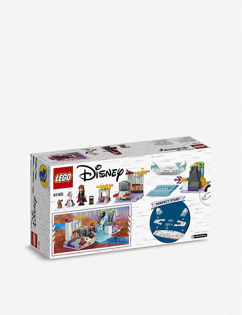 LEGO: LEGO® Disney Frozen II 41165 Anna's Canoe Expedition set