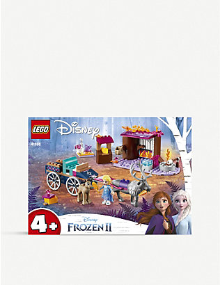 LEGO: LEGO® Disney Frozen II 41166 Elsa's Wagon Adventure set